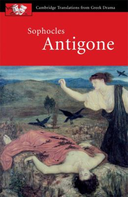 Sophocles: Antigone 9780521010733
