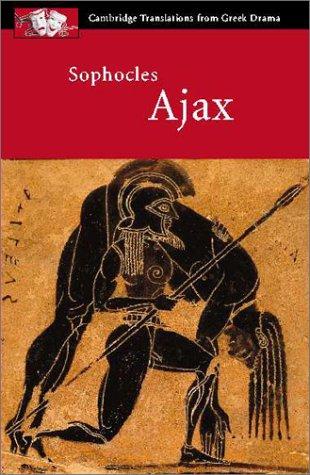 Sophocles: Ajax 9780521655644