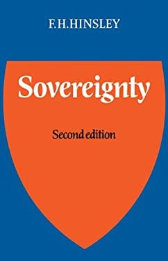 Sovereignty 9780521339889