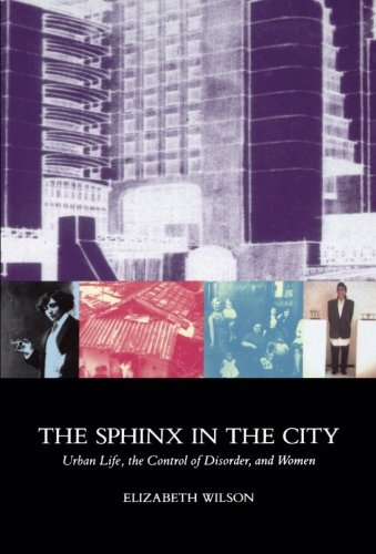 Sphinx in the City 9780520078642