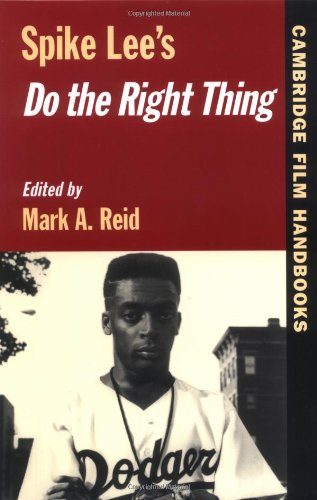spike lee s do the right thing The movie, do the right thing, by spike lee is a hard hitting drama that deals  with violence and racism in today's society this film is set in a primarily.