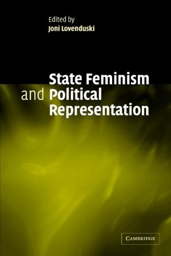 State Feminism and Political Representation 9780521617642