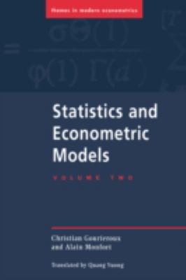 Statistics and Econometric Models