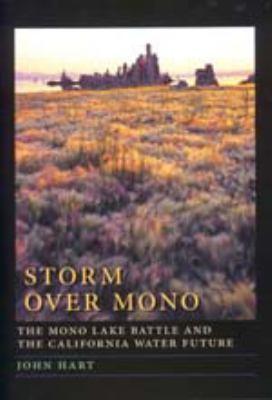 Storm Over Mono 9780520203686
