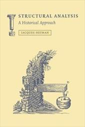 Structural Analysis: A Historical Approach 1766567