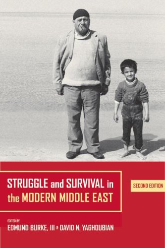 Struggle and Survival in the Modern Middle East 9780520246614