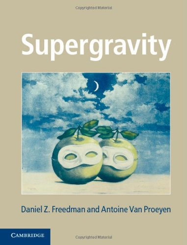 Supergravity 9780521194013