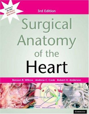 Surgical Anatomy of the Heart 9780521861410