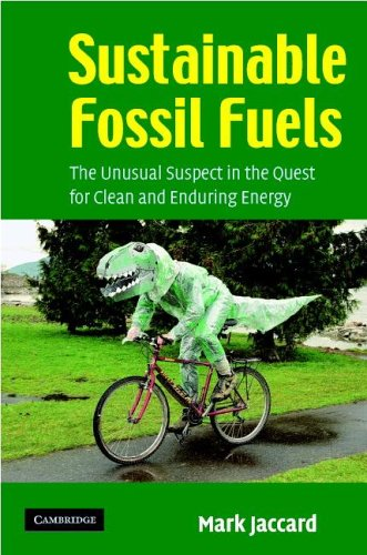 Sustainable Fossil Fuels: The Unusual Suspect in the Quest for Clean and Enduring Energy 9780521679794