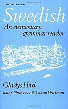 Swedish: An Elementary Grammar-Reader 9780521226448