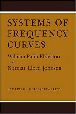 Systems of Frequency Curves 9780521093361