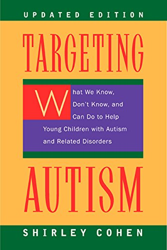 Targeting Autism: What We Know, Don't Know - Updated Edition 9780520234802