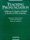 Teaching Pronunciation: A Reference for Teachers of English as a Second or Foreign Language 9780521405041