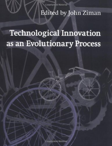 Technological Innovation as an Evolutionary Process 9780521542173