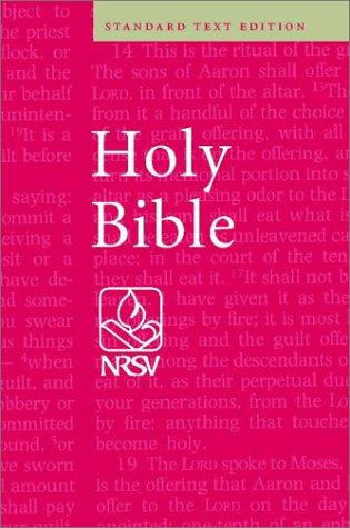 Text Bible-NRSV 9780521509367