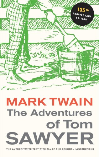 The Adventures of Tom Sawyer 9780520266124