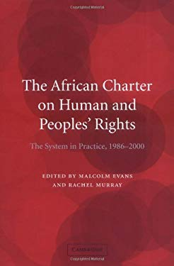 The African Charter on Human and Peoples' Rights: The System in Practice, 1986-2000 9780521802079