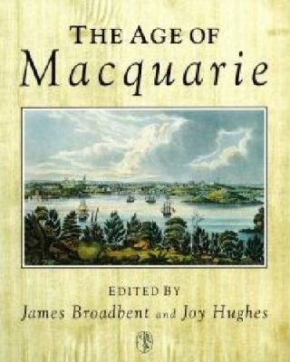 The Age of Macquarie 9780522844603