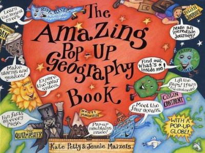 The Amazing Pop-Up Geography Book 9780525464389