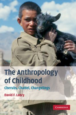 The Anthropology of Childhood: Cherubs, Chattel, Changelings 9780521887731