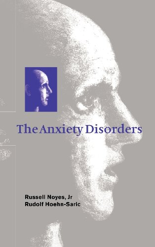 The Anxiety Disorders 9780521552073
