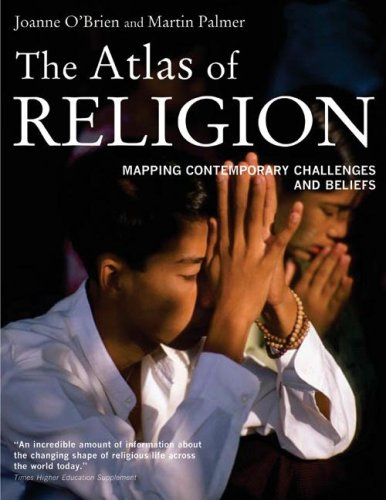 The Atlas of Religion 9780520249172