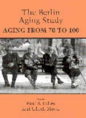The Berlin Aging Study 9780521621342
