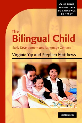 The Bilingual Child: Early Development and Language Contact 9780521544764