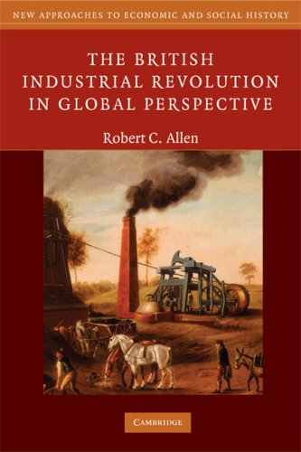 The British Industrial Revolution in Global Perspective 9780521687850