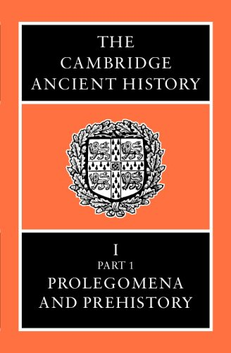 The Cambridge Ancient History 9780521070515