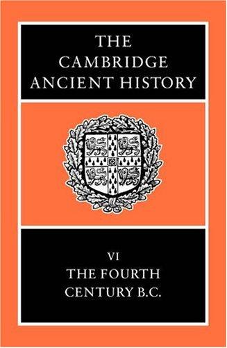 Fourth Century BC - 2nd Edition