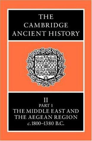 Cambridge Ancient History - 3rd Edition