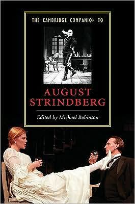 The Cambridge Companion to August Strindberg 9780521608527