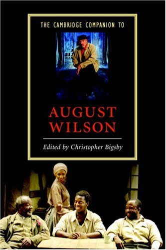 The Cambridge Companion to August Wilson 9780521685061