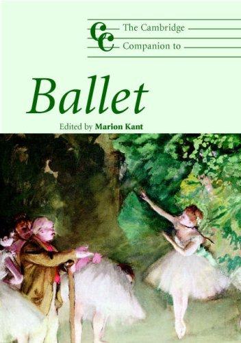 The Cambridge Companion to Ballet 9780521539869