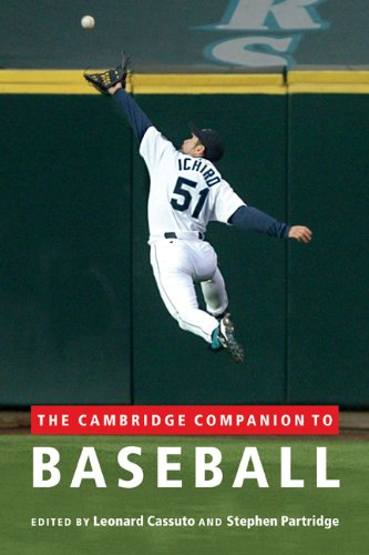 The Cambridge Companion to Baseball 9780521145756