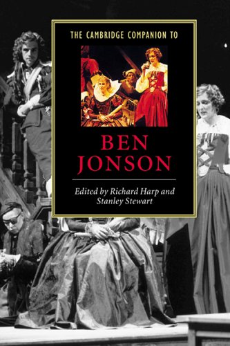 The Cambridge Companion to Ben Jonson 9780521641135
