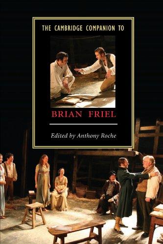 The Cambridge Companion to Brian Friel 9780521666862