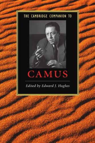 The Cambridge Companion to Camus 9780521549783