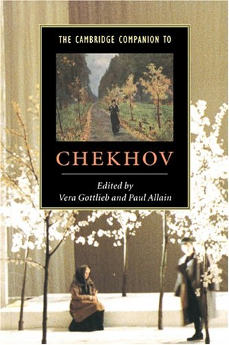 The Cambridge Companion to Chekhov 9780521581172