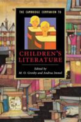 The Cambridge Companion to Children's Literature 9780521687829