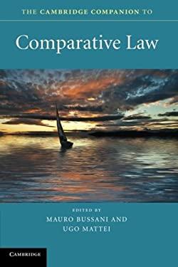 The Cambridge Companion to Comparative Law 9780521720052