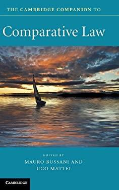 The Cambridge Companion to Comparative Law 9780521895705
