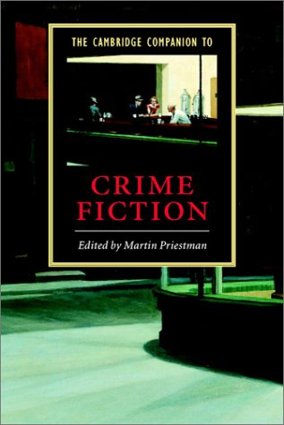 The Cambridge Companion to Crime Fiction 9780521008716
