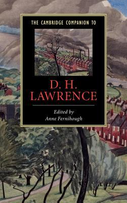 The Cambridge Companion to D. H. Lawrence 9780521623391