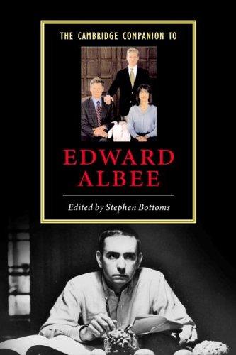 The Cambridge Companion to Edward Albee 9780521542333
