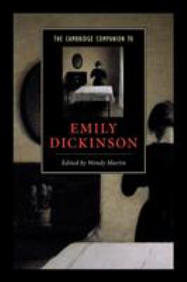 The Cambridge Companion to Emily Dickinson 9780521001182