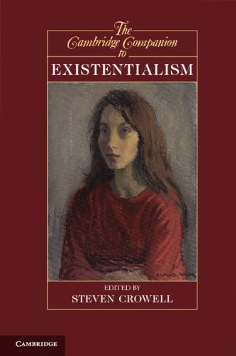 The Cambridge Companion to Existentialism 9780521513340