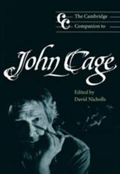 The Cambridge Companion to John Cage 1776756