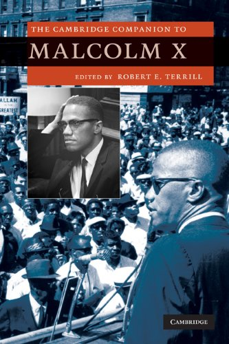 The Cambridge Companion to Malcolm X 9780521731577